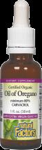 Organic Oil of Oregano product image.