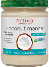 Coconut Manna product image.