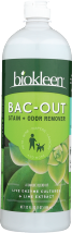 Biokleen Bac-Out Stain & Odor Eliminator 32 fl. oz. product image.
