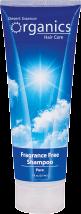 Fragrance Free Shampoo product image.