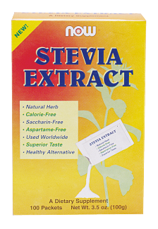 Stevia Extract Packets product image.