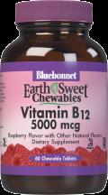 Earthsweet® Chewables Vitamin B-12 5000 mcg  product image.