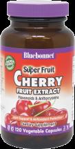 Bluebonnet Cherry Fruit Extract Providing Important Polyphenals. 120 veg caps product image.