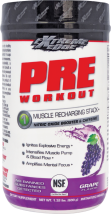 Extreme Edge® Pre Workout Grape  product image.