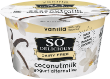 Coconutmilk Yogurt Alternative  product image.