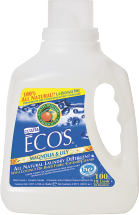 Earth Friendly Ecos Ultra Laundry Detergent Magnolia & Lily 100  fl. oz. product image.