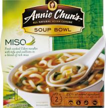 Annie Chun's Soup Bowl Miso 5.4 oz. product image.