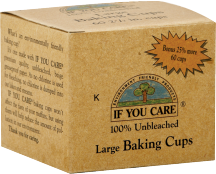 If You Care BAKING CUP LRG 60 PC  product image.