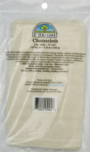 If You Care CHEESECLOTH UNBLCHD 2SQ YD 1 PC  product image.