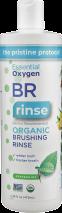 Organic Peppermint Brushing Rinse product image.