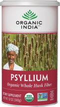Organic Whole Husk Psyllium product image.