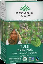 Organic Tulsi Tea (selected varieties) product image.