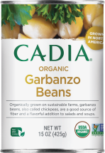 Organic Garbanzo  product image.
