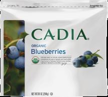 Cadia Assorted Frozen Fruit 10 oz product image.