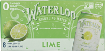 Sparkling Lime Water product image.
