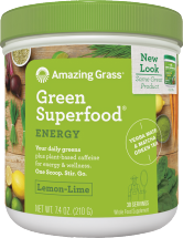 Amazing Grass All Holiday Flavors 7.4 OZ product image.