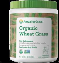 Organic Wheat Grass product image.