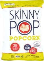 Skinny Pop Popcorn Natural 4.4 oz product image.