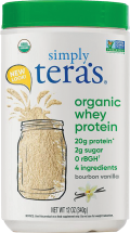Organic Whey Protein product image.