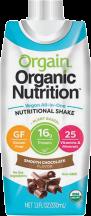 Organic Vegan Nutritional Shake product image.