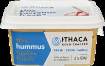 Lemon Garlic Hummus product image.
