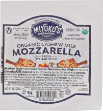 Vegan Mozzarella  product image.