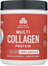Multi Collagen Protein Supplement product image.