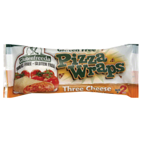 Gluten-Free Pizza Wrap product image.