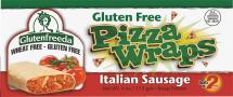 Glutenfreedas Gluten-Free Pizza Wrap 4 oz. product image.