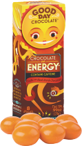 Chocolate Energy Supplement product image.