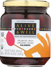 Assorted Probiotic Olives product image.