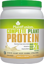 Plantfusion Complete Plant Protein 1 lb product image.