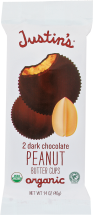 Dark Chocolate Peanut Butter Cups  product image.