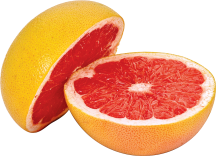 Organic Produce Grapefruit PLU 94047 product image.