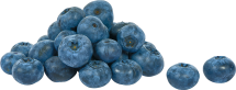 Organic Blueberries product image.