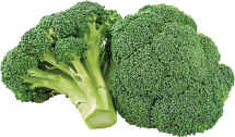Organic Broccoli product image.