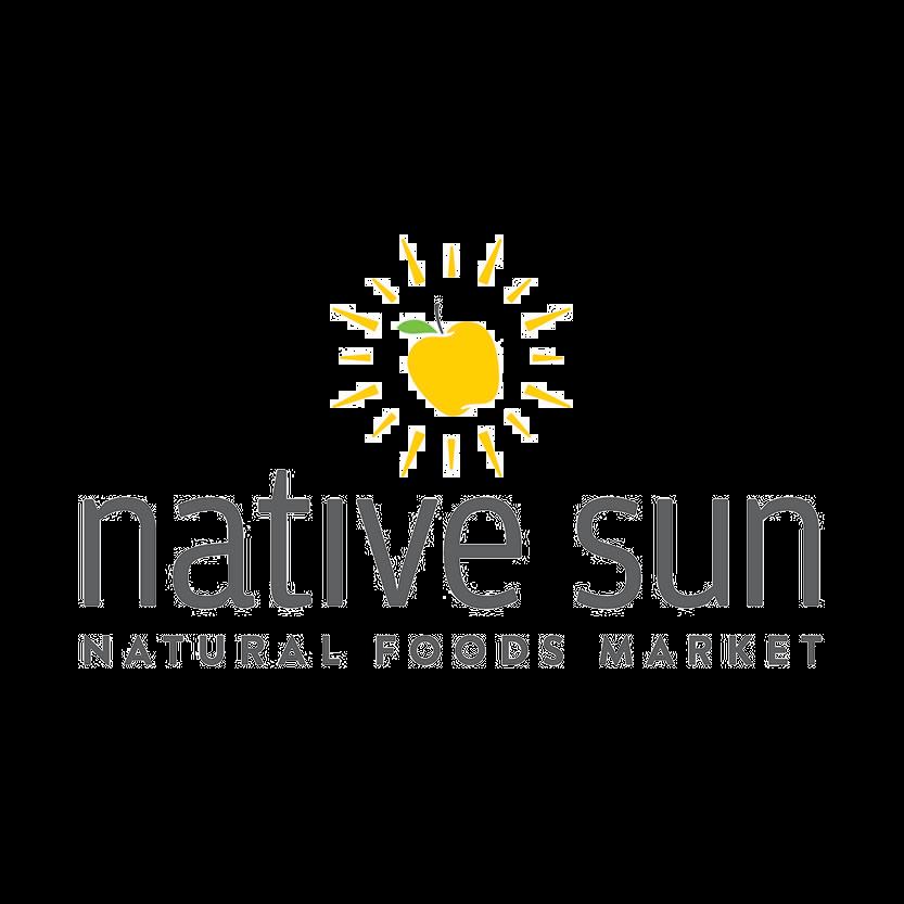 Native Sun Natural Foods Market logo.