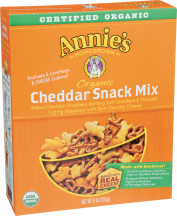Organic Snack Mix product image.