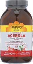 Acerola C 500mg product image.