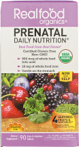 Real Food Organics product image.