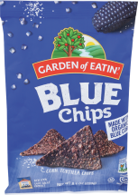 Blue Tortilla Chips product image.