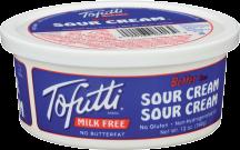 Tofutti Imitation Sour Cream 12 oz product image.