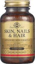 Skin, Nails & Hair product image.