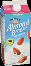 Almond Breeze Almondmilk product image.