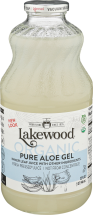LAKEWOOD Aloe Vera Gel 32 fl oz Not from Concentrate product image.
