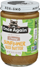 Organic Sunflower Seed Butter product image.