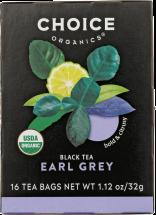 Organic Earl Grey Tea product image.