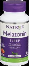 Natrol® Assorted Melatonin 90- 100 ct product image.
