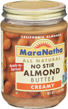 Maranatha Assorted Almond Butters 12 oz product image.