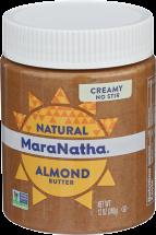Maranatha Almond Butter Creamy No Stir 12 oz product image.